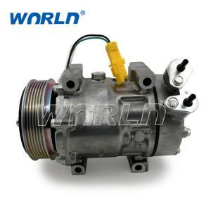 Buy cheap 9645440480 96554216 6453YJ 6453YP Auto Ac Compressor For Peugeot Citroen C5 C8 Xsara product