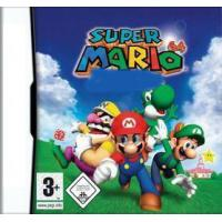 China New Version DS game Cards for all 3DS/NDSI/NDS Game consoles with Excellent Quality: Super Mario 64 on sale