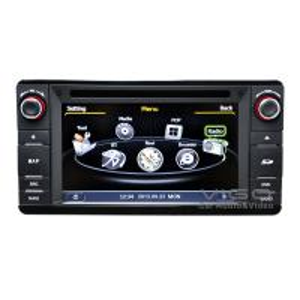 Buy cheap C230 Sat Nav DVD Player , Car Stereo For Mitsubishi Outlander product