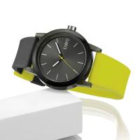 Buy cheap Soft Wearing Rubber Strap Silicone Quartz Watch With Japan Quartz Movement product