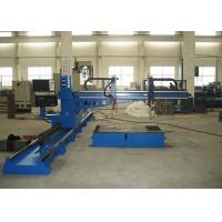 Buy cheap Customized Gas CNC Plasma Cutting Machine CNC3-2500X6000 Cantilever Type Double Gas Torches product
