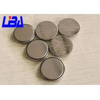 Buy cheap LiMnO2 Coin Cell Lithium Button Batteries Primary CR2032 3V 240mAh product