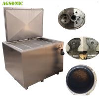 Buy cheap Industrial Size Ultrasonic Cleaning Machine Sonicator Engine Cylinder Heads, Alloy Wheels product