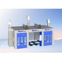 Buy cheap Outdoor Car Spray Booth Hire Fan Switch / Lighting Switch Control System product