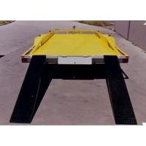 16 X 6'6 Tandem Car Carrier Trailer / Lightweight Car Hauler With 230mm High Rails