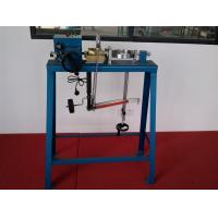 Buy cheap Manual Direct Shear Testing Machine Soil Lab Testing Equipments 1.2KN 30cm2 product
