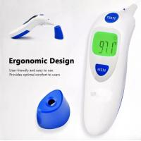 Buy cheap Baby Ear Infrared Digital Forehead Thermometer 1-3cm Measurement Distance product