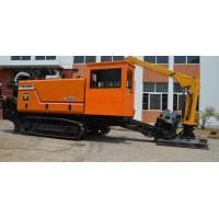 Buy cheap Cralwer Integrated Horizontal Directional Drilling Equipment Multi Shift from wholesalers