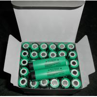 Buy cheap factory price rechageable 3.7v 18650 battery for panasonic NCR18650A 3100mah.FOB price product