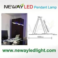 Buy cheap Wireless Remote LED Linear Up Down Suspended 3W COB LED product