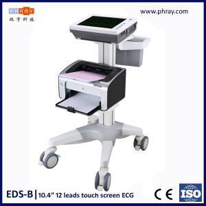 Buy cheap machine du canal ECG du portable 12, PC-ECG, électrocardiographe de 12 avances product