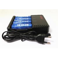 Buy cheap 4 Bay Plug In Battery Charger Vape Mod 20700 Battery With Charger 1000 Times Cycle Life product