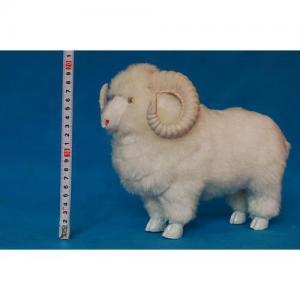 China SellFurry animal decoration, fur animal decoration on sale