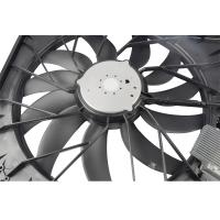 Buy cheap A2205000293 Car Cooling Fan For Mercedes - Benz W220 850W / Auto Radiator Fan product