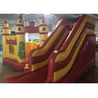 Buy cheap Toddler Commercial Bounce House , PVC 0.55mm Secure Inflatable Fun House product