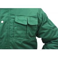Buy cheap Durable Mens Lightweight Work Jackets / Warm Mens Farmer Overalls product