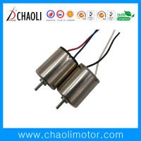 Buy cheap 10x13mm Small DC Coreless Motor CL-1013 For Dental Tool And Electric RC Plane Toy product