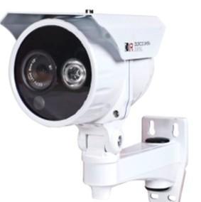 650TVL Waterproof a câmera com o diodo emissor de luz super do IR da matriz de pontos