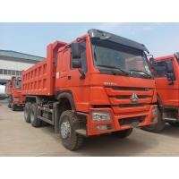 Buy cheap SINOTRUK HOWO 6X4 336hp Heavy Duty Dump Truck product