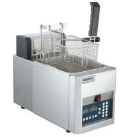 Buy cheap 8L Commercial Kitchen Equipments Single Tank Electric Countertop Fryer For Deep Fryer Food product