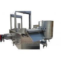 Buy cheap Continuous Fryer Machine|Industrial French Fries Fryer For Sale product