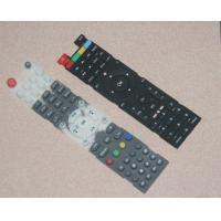 Buy cheap Customizable Industrial Silicone Button Rubber Membrane Switch Keypad product
