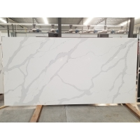 Buy cheap Corrosion Resistant 7% Resin 93% Quartz Stone Countertops from wholesalers