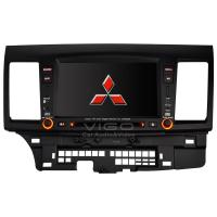 Buy cheap Mitsubishi Lancer WinCE 5.0 Car Stereo Sat Nav Double Din DVD Player VML8055 product