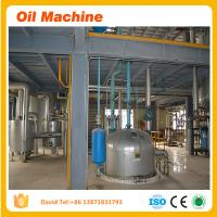 China Sunflower oil extraction machine for making refining sunflower seeds oil on sale