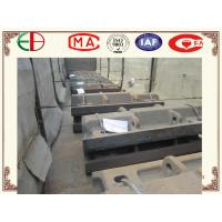 Buy cheap Cr-Mo Shell Liners for SAG Mills dia.36' EB17006 product