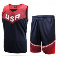 Buy cheap Customization Ventilate Basketball Jersey for Basketball Player Training product