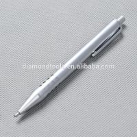Buy cheap Cast Iron Body Diamond Point Scribe Pen With The Engravable Signature Mat product