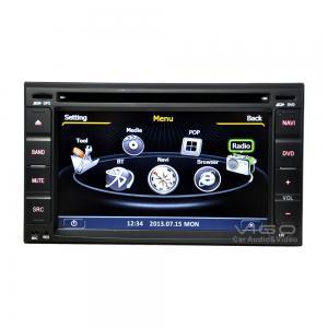 Buy cheap Hyundai SAT NAV Tucson / Sonata / Elantra Sat Nav Navigation Car Multimedia Autoradio C001 product