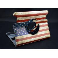 Buy cheap Shock Proof Amazon Kindle Fire HDX Case USA Flag Rotating Tablet Protective Case product