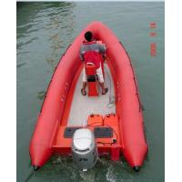 Buy cheap Hypalon/PVC Rigid Hull Inflatable Boat (RIB) from wholesalers