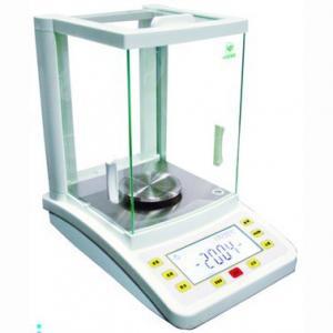 Échelles analytiques électroniques d'équilibre de précision d'automatique-calibrage de FA/JA-C 0.1mg