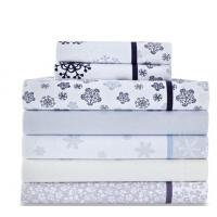 Buy cheap 200 Cotton Thread Linen Bed Sheets , King / Twin Size Bedding Sets For Home product
