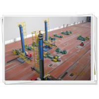Buy cheap Tube Tower Turnkey Solution Heavy Duty Welding Column Boom With Safety Walkway from wholesalers