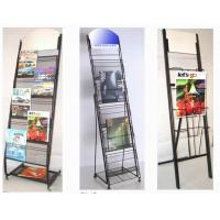 China Metal Display Stand for Newspaper/ Magazine/ Book on sale