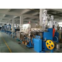 Quality Plastic Extruder Machine For BV Building Cable With 70 Extruder Main Machine 45 Injection for sale