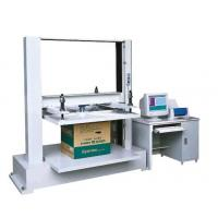 China 850kg Box Compression Tester / Paper Compressive Strength Testing Machine wholesale