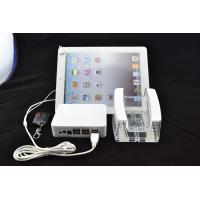 Buy cheap COMER Transparent Acrylic Display counter Stands tablet security alarm controller stand product