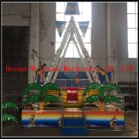 Buy cheap carnival games pirate ship rides amusement ride pirate ship 12 seats  for sale product