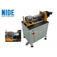 Buy cheap Horizontal Structure Induction Motor Stator Wedge Expanding Machine Middle size product
