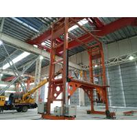 Buy cheap Motorized Trolley Gantry Weld Manipulator For Monopile Offshore Tower Welding Line product