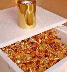 Buy cheap Buddlaの家具の装飾のための葉の地図をつくる台湾の金 product