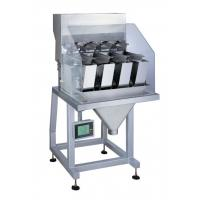 Buy cheap semi automatic  Zipper Bag Sealing Machine 30 - 70 Bags / Min Speed 1200KG Weight pet food filling machine product
