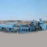China Natural Gas Pipe Line Booster Compressor, Able to Calculate Gas Pulsation and System Stress Analysis on sale
