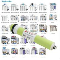 Buy cheap 0.0001 Micron 4 Stage Reverse Osmosis Replacement Filters 96-98% Stable Rejection product