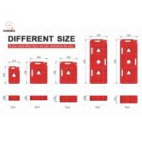 Buy cheap 1/2/3/5/8 Gallon Hangable Gas Can Gasoline Fuel Can Portable Fuel Oil Petrol Diesel Spare Portable Storage Gas Tank product